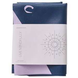 Anthropologie Travel Yoga Mat *NEW IN PACKAGE*